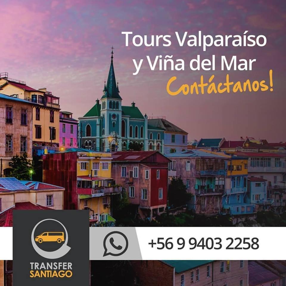Tour a Valparaíso e Viña de Mar