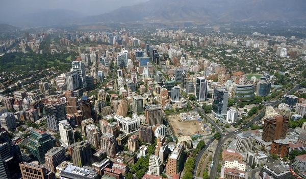 Vista Las Condes Santiago Chili