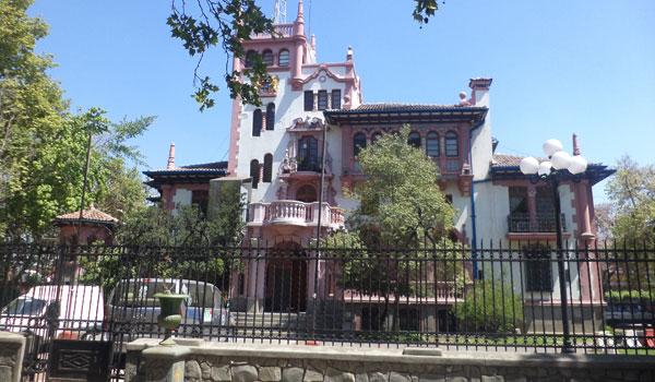 Vista Macul Santiago智利