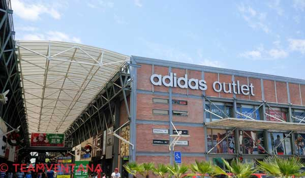 Vista Outlets Mall Quilicura Chile