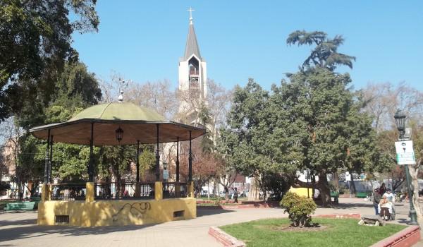 Сан Бернардо, Чили