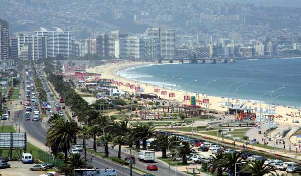 Vista Viña del Mar, Chile