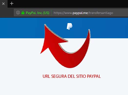 Payment Paypal URL check