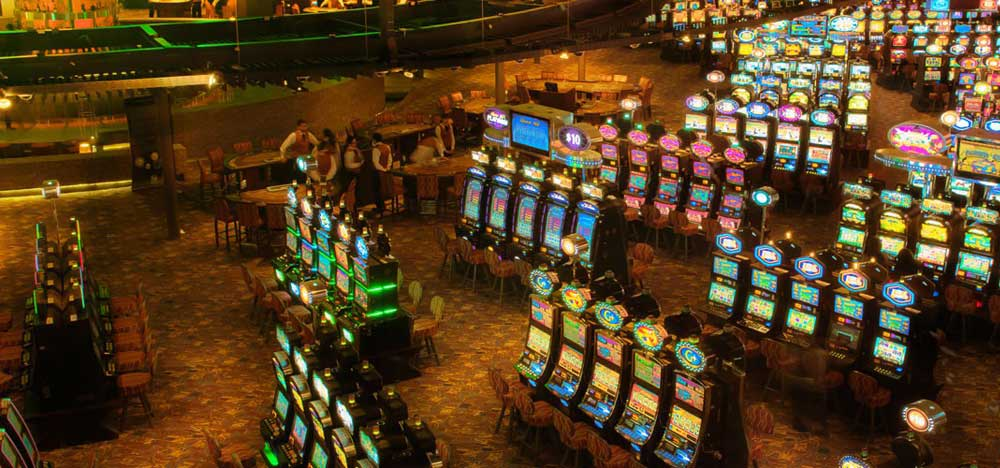 Tour tour casino Enjoy Santiago