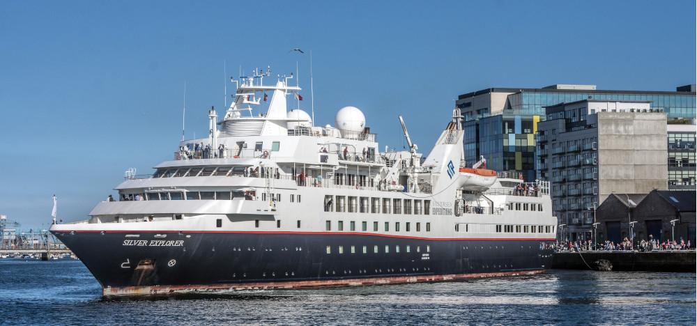 Crucero Silver Explorer