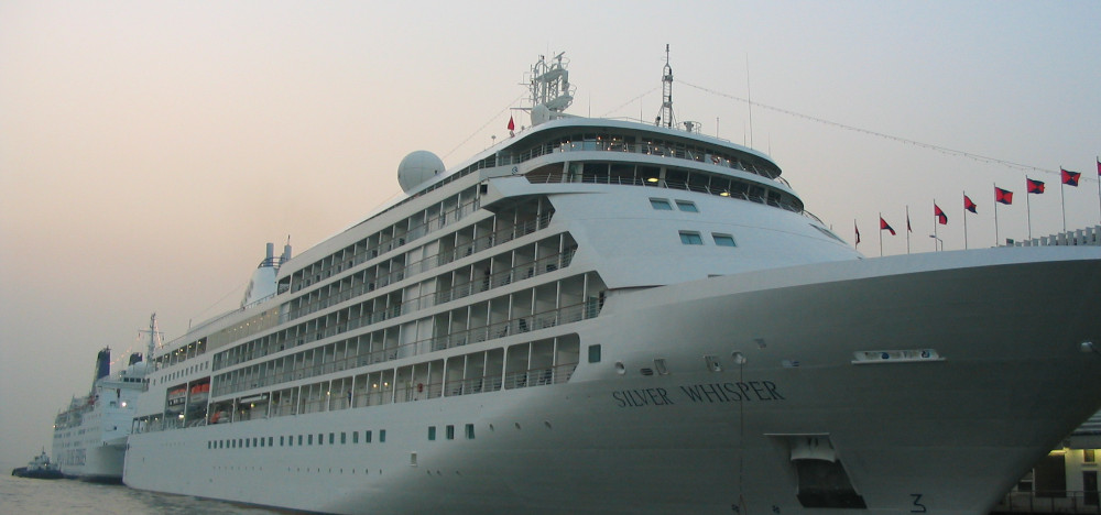 Silver Whisper Cruise