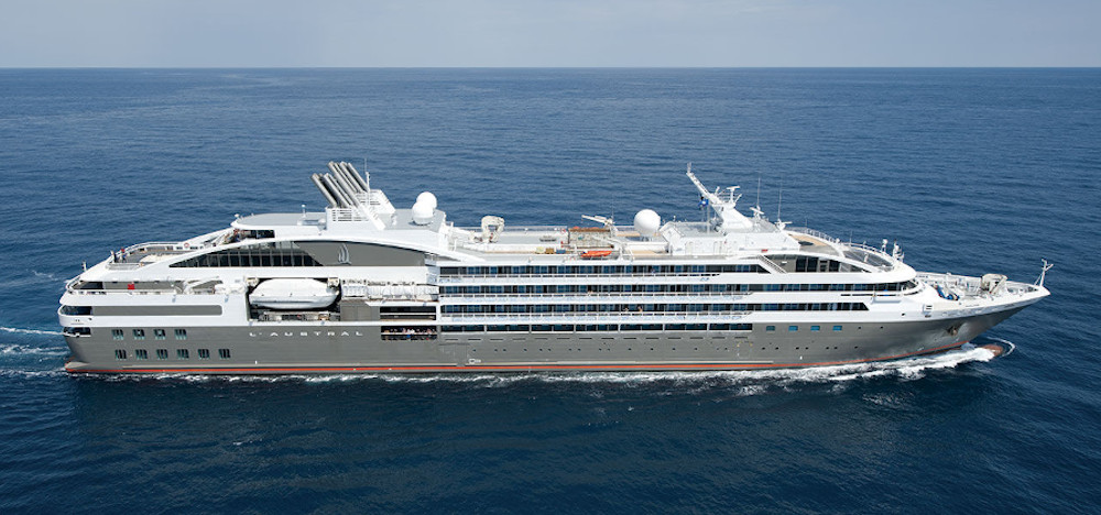 L Austral Cruise