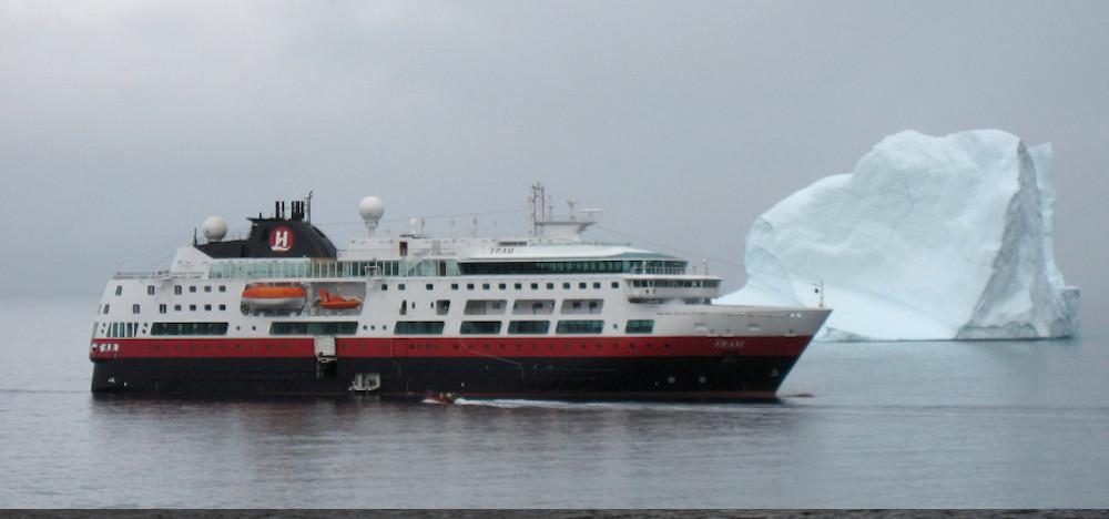 MS Fram Cruise