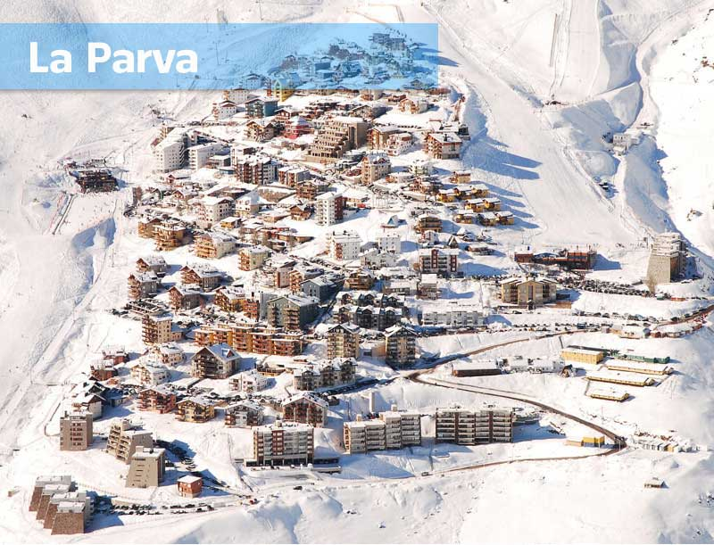 La Parva Ski Center Chile