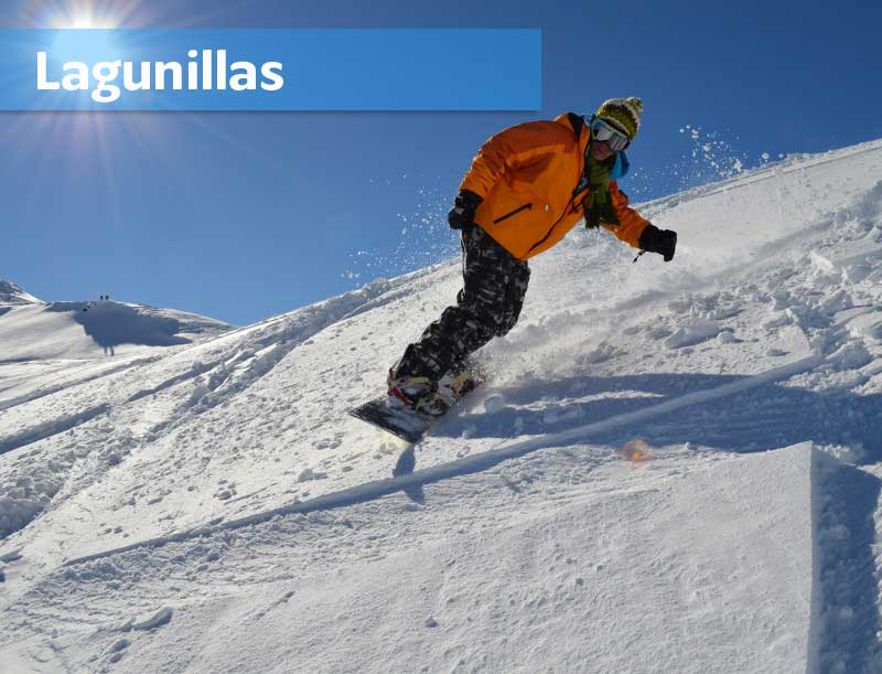 Lagunillas Ski Center Chile